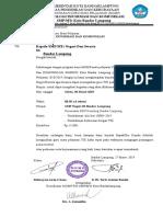 Contoh Bentuk Surat Undangan MGMP TIK 2019