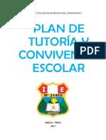 planDE TUTORÍA 2017