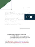 Certificado Pyme Plan Avanza