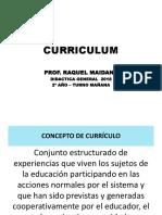 Eje 2 Curriculum 2018 Prof Raquel Maidana Ppt (1)
