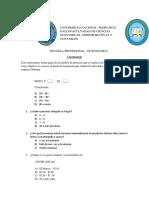 Cuestionario Del Nogalkeyli
