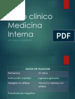 Presentación1 Caso Clinico