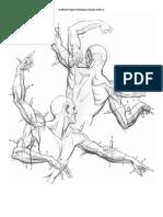 ArtBook Figura Humana Lineas Parte 1
