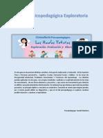 Guía Psicopedagógica Exploratoria