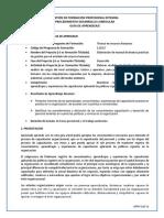 1 GFPI-F-019_Formato_Guia_de_Aprendizaje 01 Mantener Registro de Conocimientos Aprendizajes