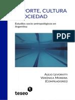 AA.VV._Deporte, Cultura y Sociedad. Estudios Socio-Antropológicos en Argentina.