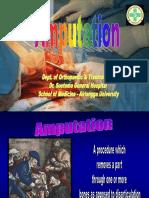 Amputation Optek Prof.dr