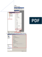 SQL Konfigurasi First Time Use