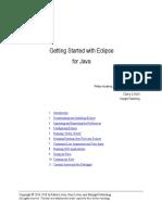 Eclipse IDE Tutorial 2018