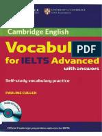Vocabulary for IELTS Advanced.PDF