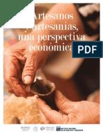 Artesanos y Artesanias Una Perspectiva Economica