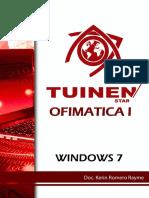 1.0 Microsoft Window 7