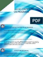 Flujo de Control de Un Programa