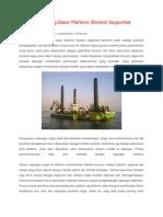 8 Jenis Penopang Dasar Platform