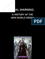Final Warning a History of the New World Order-Prophecy Club