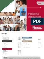 2020 Bonitas Product Brochure