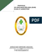 Proposal IV Admixture