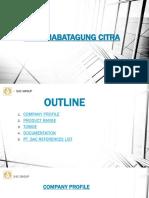 PT. SahabatAgung Citra