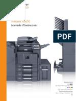 manuale fotocopiatrice