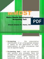 MMDST