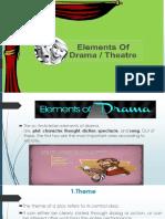 Eements of Drama
