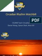 powerpoint circadian rhythym
