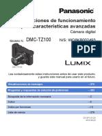 Cámara - Lumix DMC-TZ100