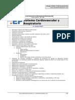 EP1 - Sistema Cardiovascular y Respiratorio