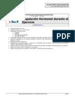 EP1 - Regulación Hormonal Durante El Ejercicio