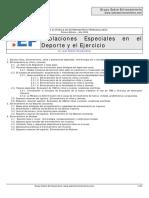 EP1 - Poblaciones Especiales en El Deporte y El Ejercicio