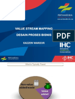 3. Value Stream Mapping Present(3)
