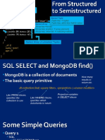 semistructured data