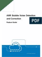Bubbles Noise Detection and Correction