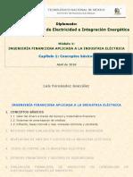 Ingeniería Financiera - Capítulo 1 (Conceptos Básicos)