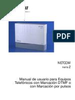 Manual de Netcom Neris 2 de mierda