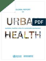 WHO Habitat Global Rept Urban Health Full Report LowRes1
