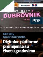 Eko City i Smart City 2019.