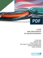 m120418 Lutze Usa Cable Catalog Lutze Inc