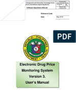 EDPMS User Manual Guide