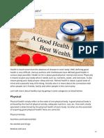 healthgktips.com-What is Good Health.pdf