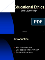 Educational Ethics.ppt