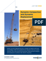 Dynamic Compaction and Dynamic Replacement1