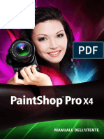Corel Paintshop Prox 4