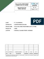 18je05-Rfq-50-014 Rfq Steel Grating r00