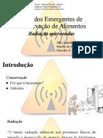 Radiação Micro-ondas