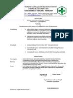 8.4.1.1 Sk Tentang Standarisasi Kode Klasifikasi Diagnosisdan Terminologi Yang Digunakan