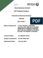 TBS984 Case Study 1 Emerging Market Microsofts Evolving China Strategy Copy