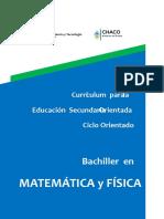 002 Bachiller Matematica y Fisica