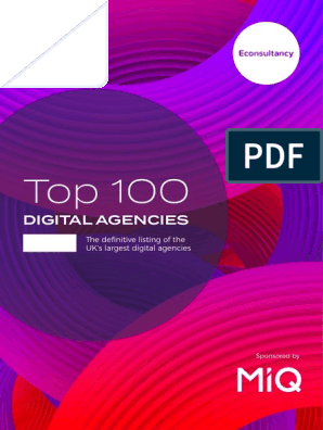 Top 100 Digital Agencies 2019 | Business | Marketing