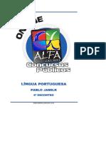 Língua Portuguesa (Alfacon) _ Pablo Jamilk - Encontro 6